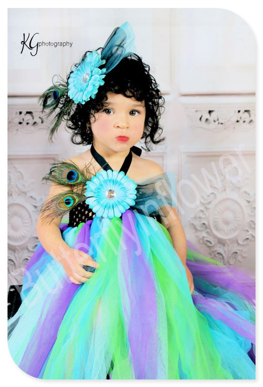 Smocked girls dresses baby girl ball gowns baby birthday dress smocked dresses 6sets/lot(China (Mainland))