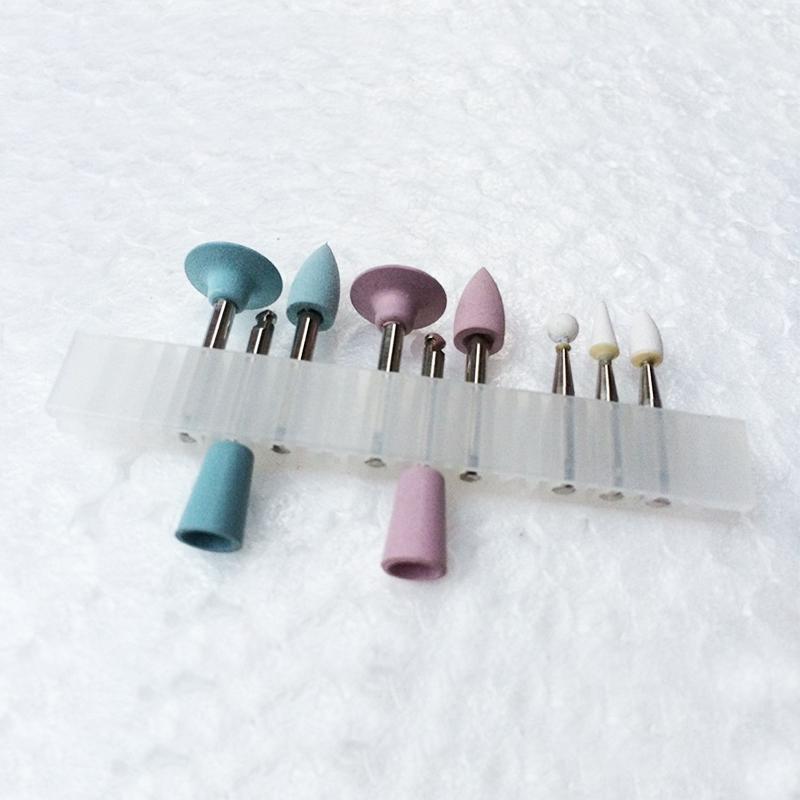 Free Shipping Dental Amalgam polishing kit low-speed polishers for amalgam and non-precious alloys(China (Mainland))
