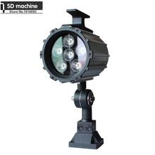 Machine tool lamp Short LED working light LED light Drill milling machine light Industrial lighting
