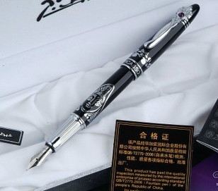 Limited edition! Original authentic. Picasso pen, Jacqueline series. Upscale gift fountain pen(China (Mainland))