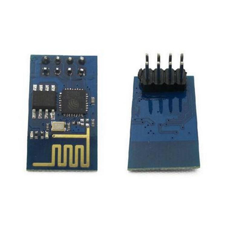 Гаджет  15946 Free shipping ESP8266 esp-01 remote serial Port WIFI wireless module through walls best board None Электронные компоненты и материалы
