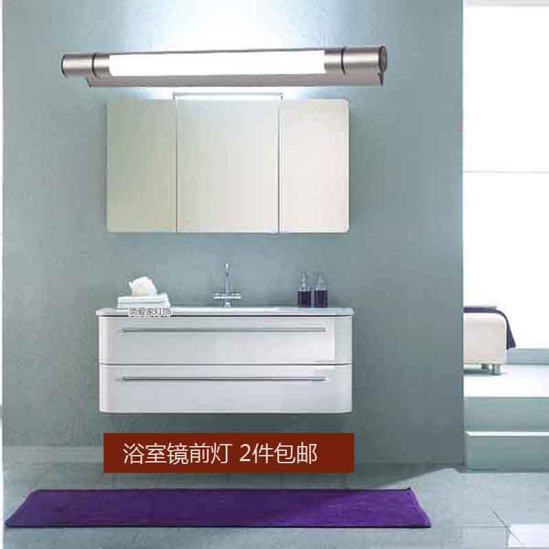 Lamparas Para Baños Minimalistas:Niebla de agua espejo led de luz modernos minimalista baño espejo