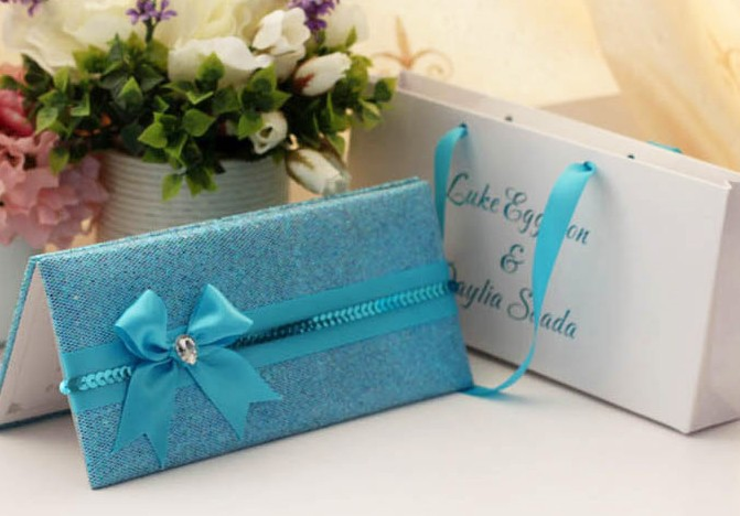 100pcs lot wedding cards with bag pack wedding invitation for Wedding invitations packs of 100