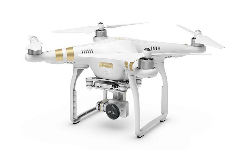 DJI PHANTOM 3/4 accessories dedicated pure aluminum metal dust and scratch resistant lens cover