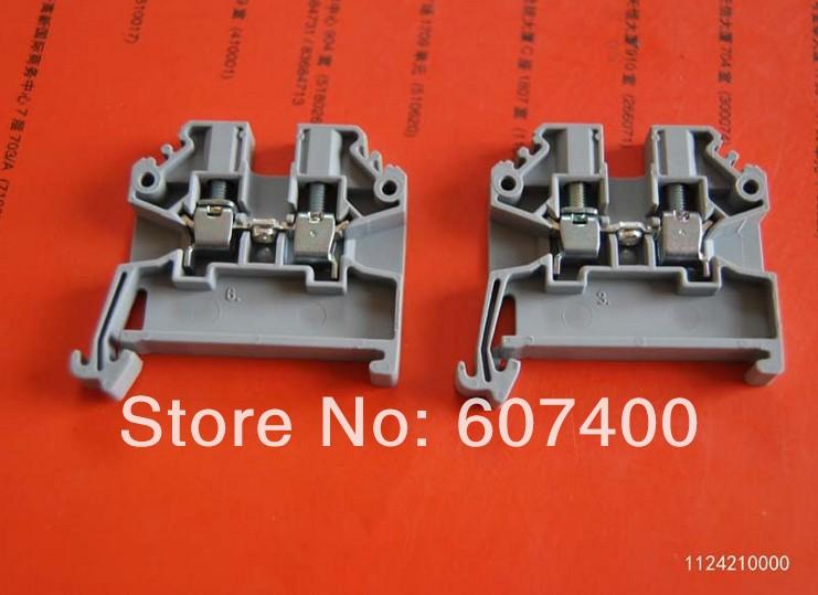 1124210000 Connector and terminals Weidmuller terminals SAKDU4 100% new and original parts SAKDU 4<br><br>Aliexpress