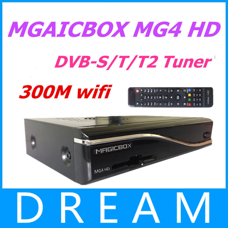 2016 newest satellite tv receiver magicbox mg4 hd dvb s2. Black Bedroom Furniture Sets. Home Design Ideas