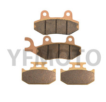 Buy Motorcycle Front & Rear Brake Pads Kit For Yamaha TT-R 250 TT-R250 TTR250 TTR 250 L/M/N/P 1999-2006 00 01 02 03 04 05 Copper for $30.36 in AliExpress store