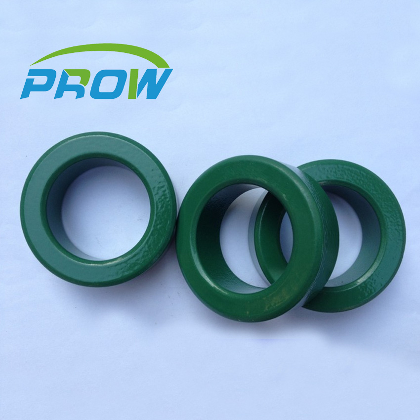 Prow Ferrite bead T22*14*10mm magnetic ring MnZn Mn-Zn magnetic coil inductance interference anti-interference filter(China (Mainland))