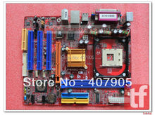 Socket 478 Desktop Motherboard for BIOSTAR P4M80-M4 P4M800 Chipset DDR PC 100%Tested(China (Mainland))