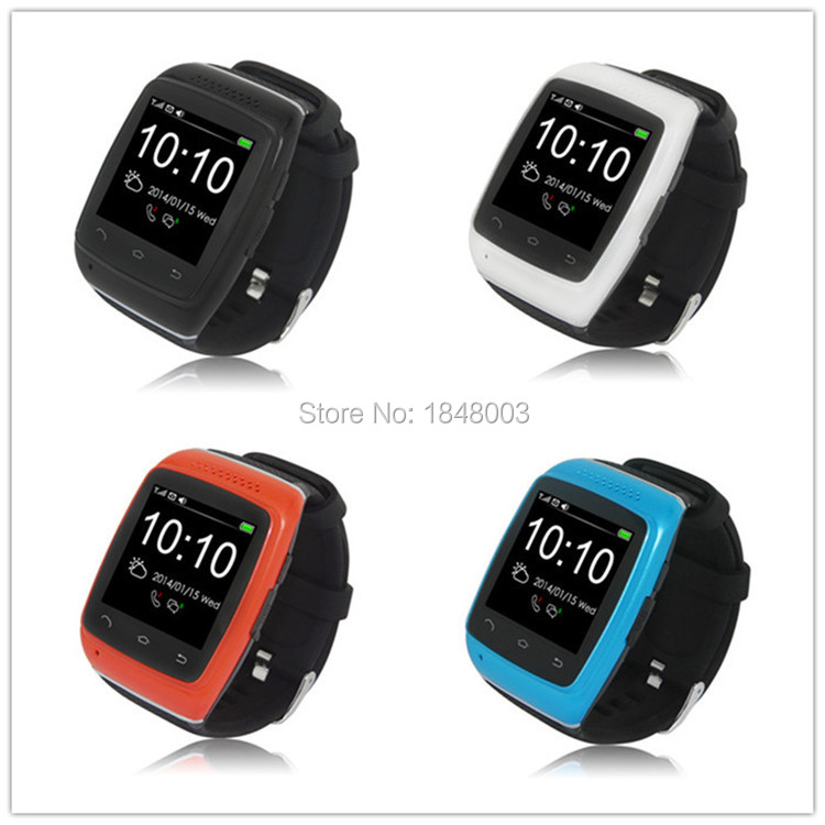 2015 Bluetooth Android Smart Watch S12 Reloj inteligente SMS Twitter Facebook gmail for samsung galaxy s6/s4/s5/note 4 Sony LG(China (Mainland))