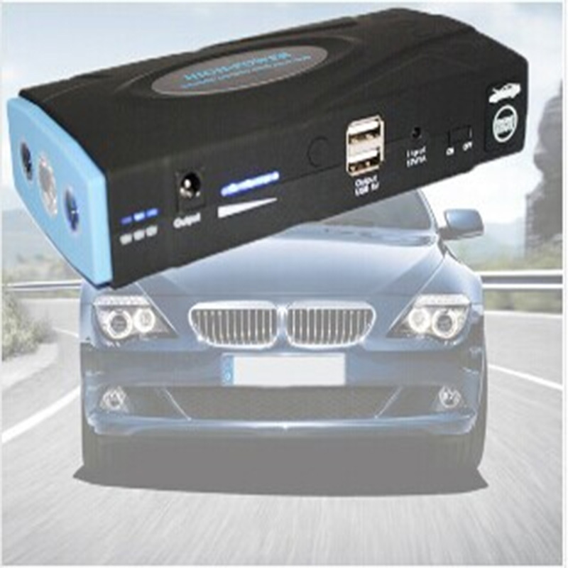 38000 mah Rare Earth 'Car Emergency Power Supply Portable Mini Jump Starter Laptop Smart - Portable Power Bank free shipping(China (Mainland))