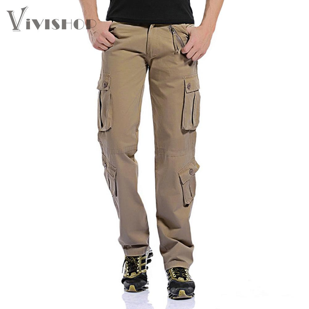 cheap cargo work pants - Pi Pants