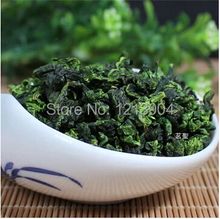 oolong tea high mountain organic tie guan yin tea 1725 natural tieguanyin green tea 250gFree Shipping