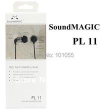 Genuine SoundMAGIC PL11 In-Ear Earphone Headphone HiFi earbuds 100% Original Sealed in box
