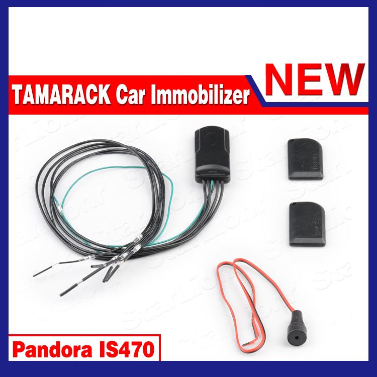 2016 Free shipping TAMARACK Immobilizer Pandect IS- 470 Pandora IS470 car alarm immobilizer Remote control unlock/lock engine(China (Mainland))