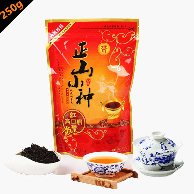 Гаджет  Wuyishan Black Tea Tongmu Guan Zheng Shan tea. None Еда