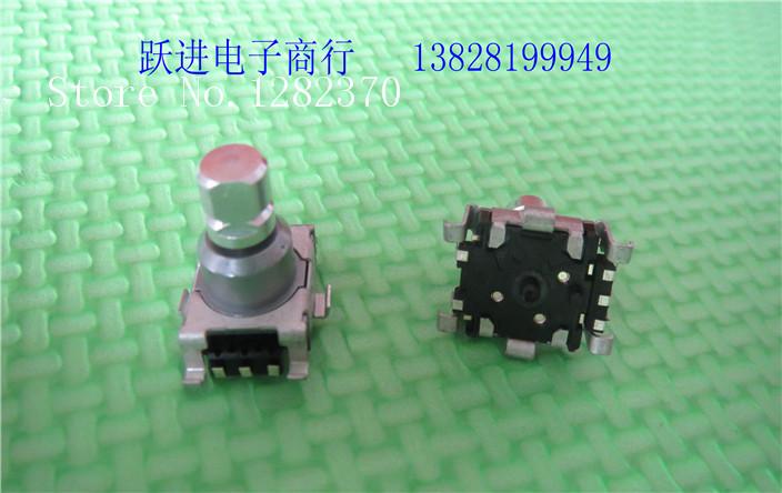 Здесь можно купить  [SA] Car Audio Encoders ALPS volume SMD encoder with switch EC11S 12MM shaft 30 points Pulse  --20PCS/LOT  Электротехническое оборудование и материалы