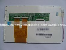 Chi Mei 7 inch display EK700AT9309 double 30Pin cable number 418000022301 with TCON board