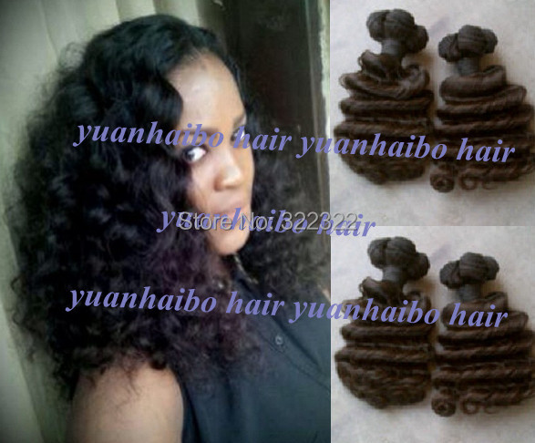 Stock aunty funmi hair Grade 6A #1b virgin brazilian human hair funmi hair curls for nigerian 3pcs lot free shipping<br><br>Aliexpress