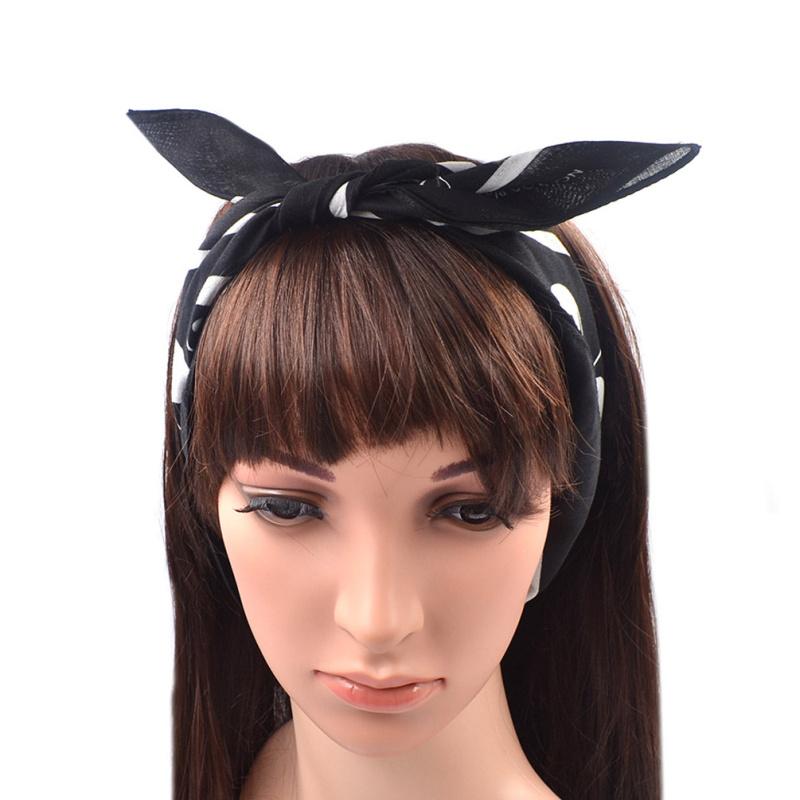 1 piece Cotton Yin Yang Print Women Bandana Headband Neck Scarf Headwear Accessories(China (Mainland))