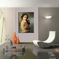 Sexy nude art poster canvas prints modern printed naked women oil painting for home decoration wall