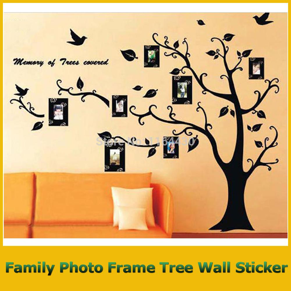 Декоративное дерево для фотографий своими руками
