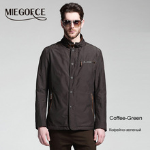 MIEGOFCE 2016 Spring New Collection of Men's Cotton Clothes for male Warm Windproof Jacket(China (Mainland))