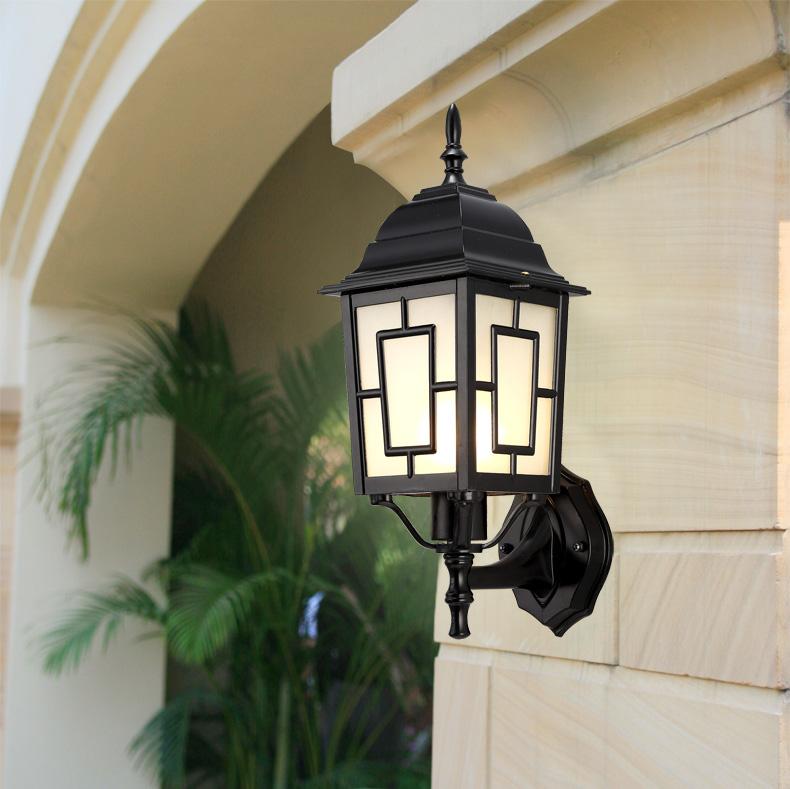 Outdoor wall lamp outdoor wall lamp waterproof wall lamp led waterproof wall lamp fashion outdoor lamp 1218<br><br>Aliexpress