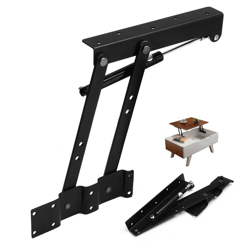 1 Pair Lift Up Top Coffee Table Lift Hinge High Quality Table Hinge DIY Hardware Tools(China (Mainland))