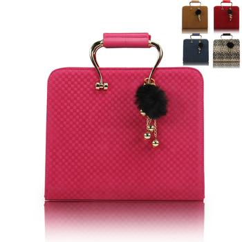 Bags 2013 women's all-match fashion leopard print bag color block one shoulder cross-body handbag dual-use package