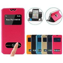 Micromax A113 Case, 2016 New Flip PU Phone Cases Strong Gum for Micromax Canvas Ego A113, High Quality, Free Shipping