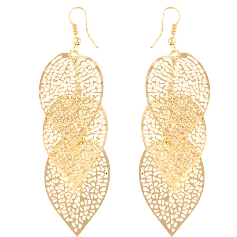 Wonderful New From India Earings Fashion Jewelry Gold Earings Fashion Jewelry