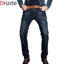 Pantalones de jeans con estiramiento para hombres – Tamaño 38 a 46