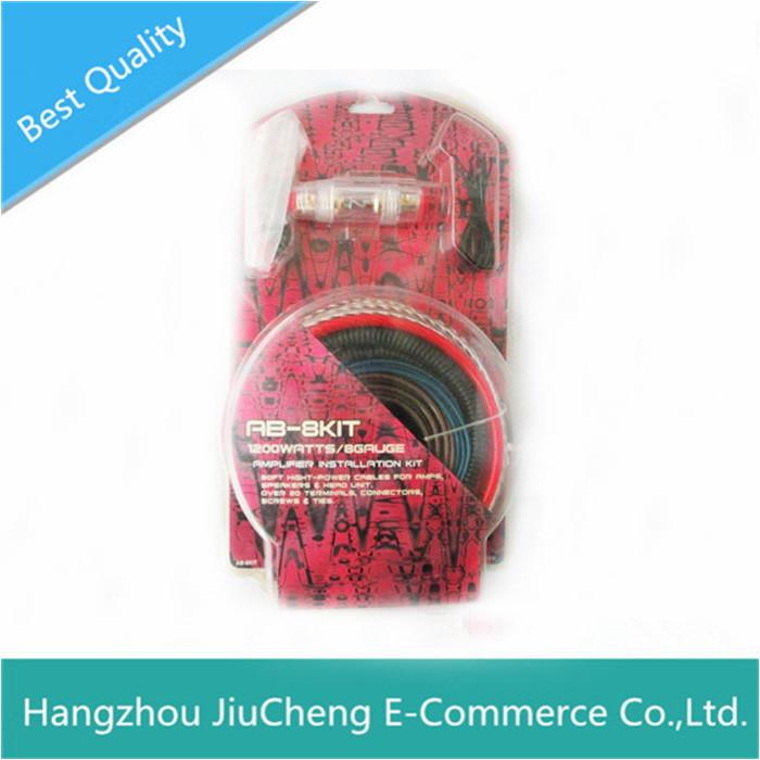 Кабели, переходники и розетки для авто Brand New Accessories1200 #ab/8kit кабели и переходники