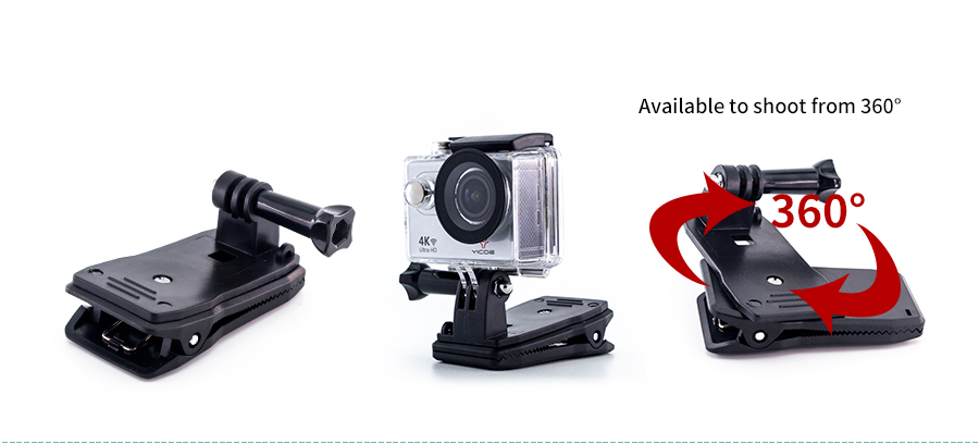 Case Tripod Mount Stick Adapter for Go Pro hero 6 5 Gopro 6 5 4 3 Session SJCAM Xiaomi yi 4k Action Sport Camera Accessories Kit