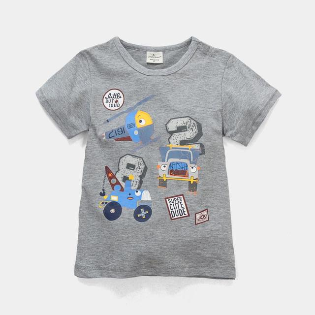 Wholesale brand boy 39 s t shirt car t shirts children boys for Kids t shirts in bulk