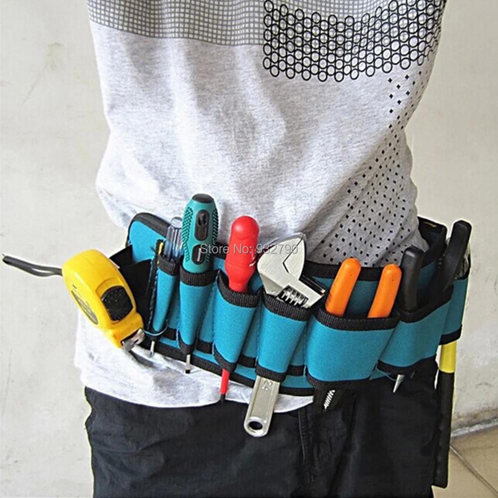 Bag Waist Belt Organizer Professional Electricians Tool.jpg