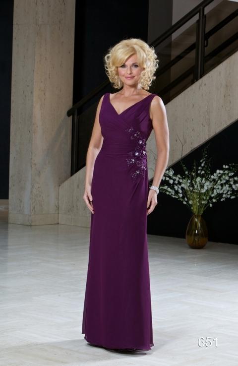 Платье для матери невесты ZAHY De217