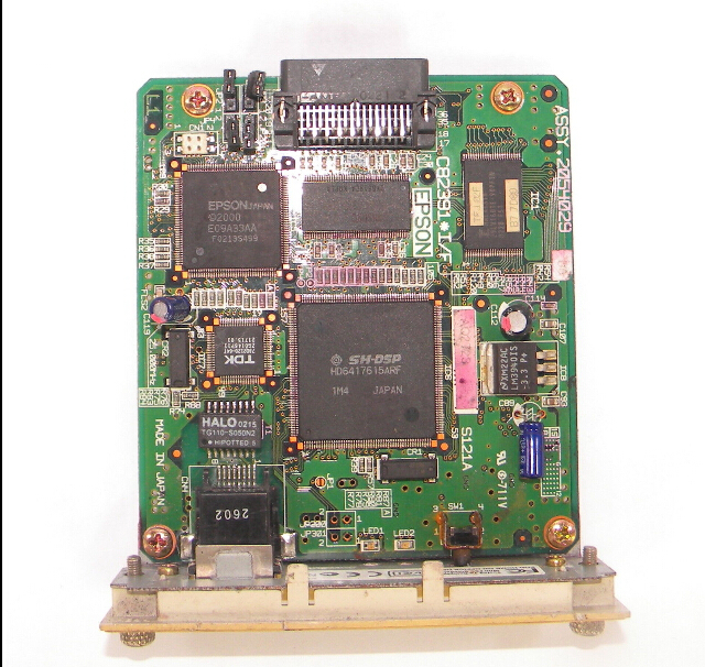 FOR EPSON Printer Server 10 100 Ethernet Network Card C82391(China (Mainland))