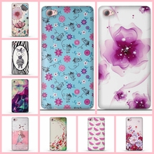 Case Cover For Lenovo S60 Phone Cases 3D Back Cover For fundas Lenovo S60 S 60 S60W S60T Cover TPU Soft Silicon Coque Capa