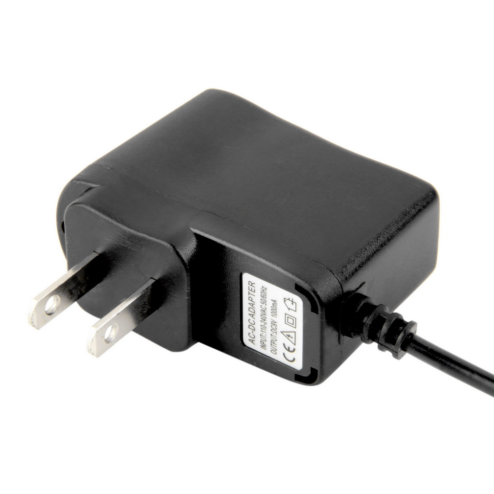 Ac Dc Adapter Plug Types 100 240v To 9v 1a Switching Power Supply Converter Eu Adapters Worldwide 1pcs 100v