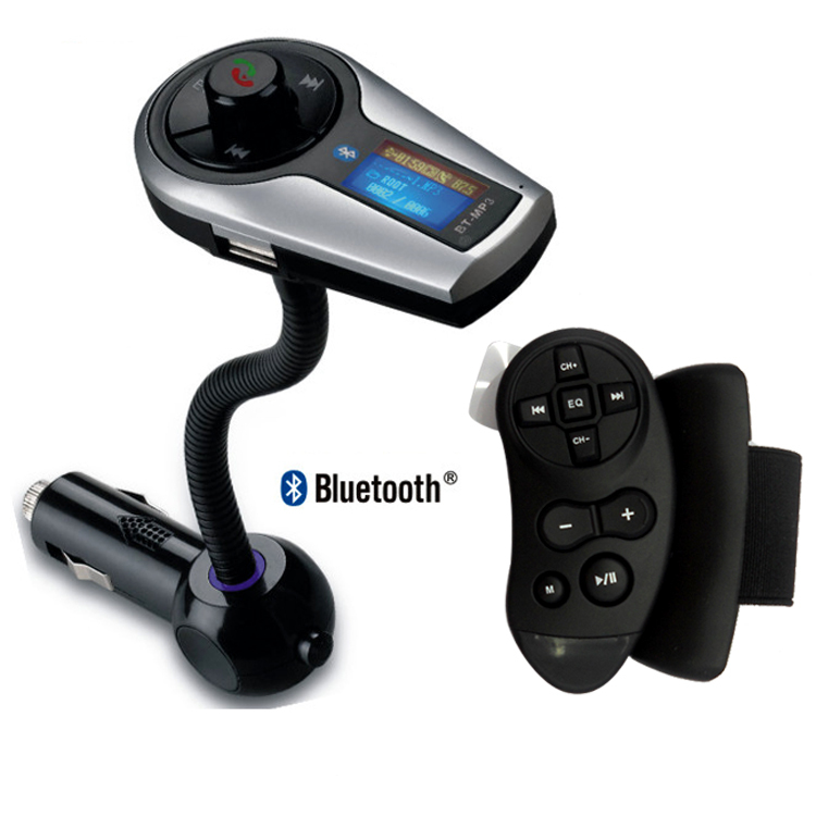 Bluetooth Cigarette Lighter Lighter Bluetooth Kit fm