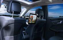 Заказать из Китая Автомобиль Подголовник Держатель для GPS Ipad Mini/4/3/2 Galaxy Tab примечание Asus Lenovo Dell Acer HP LG Toshiba Samsun Google... в Украине