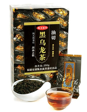 Super Grade Genuine High Concentration Of Natural Oolong Tea Getting Rid Of Grease Oil Cutting Scraping Oil Black Oolong Tea