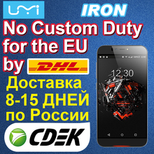 Original UMI IRON 4G FDD-LTE 5.5 FHD Android 5.1 Smart Mobile Phone 64Bit MTK6753 Octa Core 1.5 GHz 3GB RAM 16GB ROM OTG 13.0MP(China (Mainland))