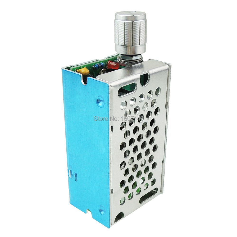 Unique goods 12v 24v 36v 60v 10a dc motor speed controller for Dc motor variable speed
