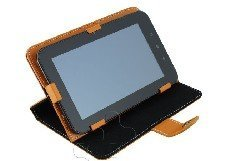 "PU Leather Carry Case Cover for 7"" Inch Android Tablet PC MID Multi Angle"