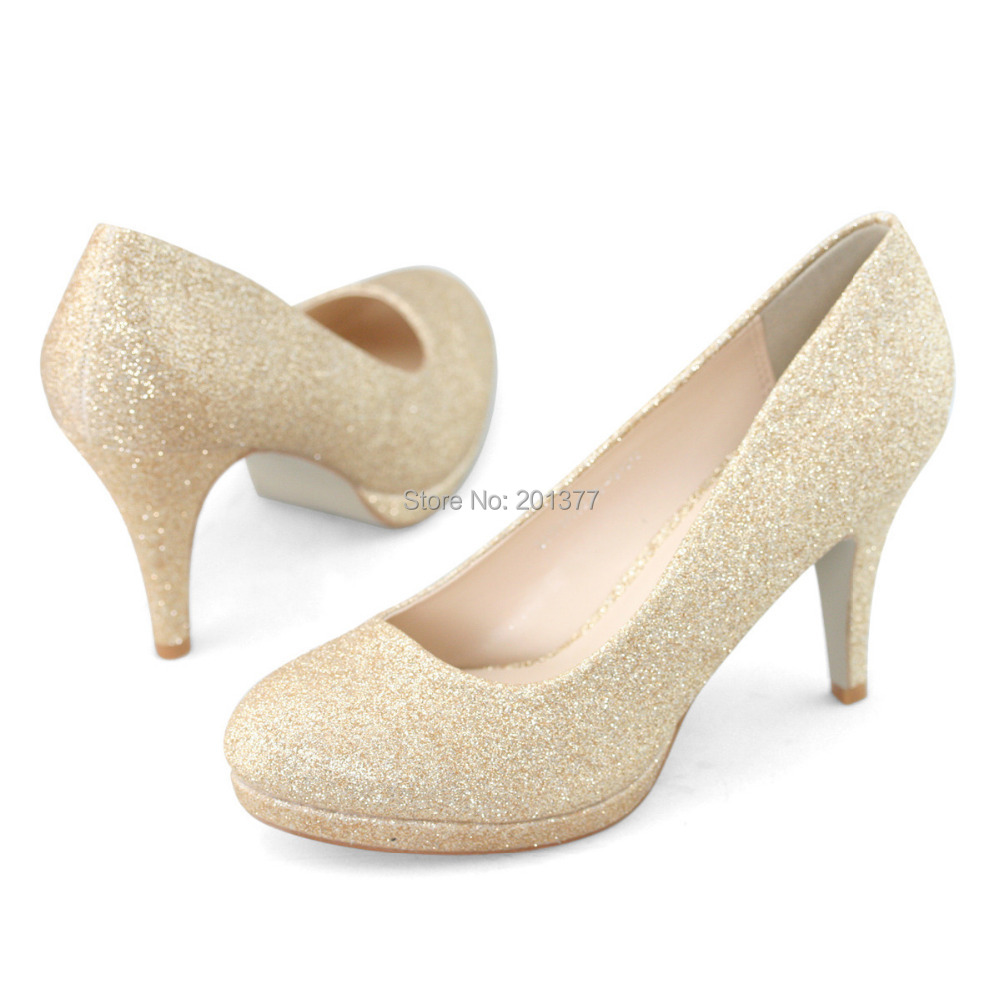 Cheap Gold High Heels For Women | Is Heel - Part 728