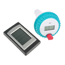 Professional Wireless Digital Swimming Pool SPA Floating Thermometer    (China (Mainland))