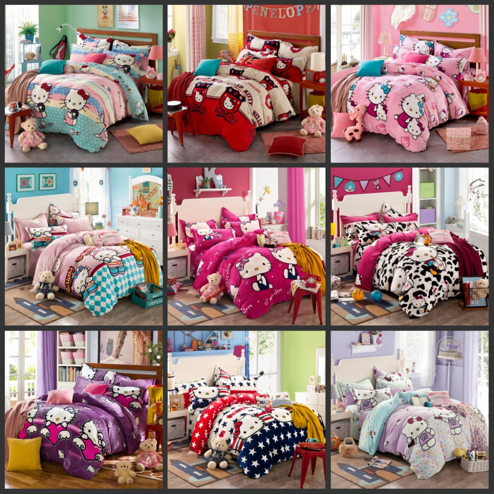 hello kitty bedding totoro bed comforters and quilts scooby doo comforter  sets anime bed sheets juegos de sabanas funda nordica. Search on Aliexpress com by image